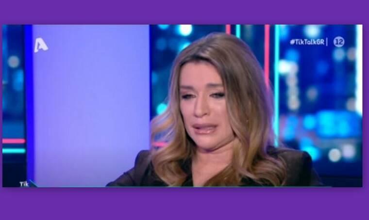 Έρρικα Πρεζεράκου: Λύγισε μιλώντας για τη μάχη της 7χρονης ανιψιάς της, Αναστασίας με τον καρκίνο