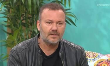 Τόνυ Δημητρίου: «Η Παπαχαραλάμπους μου είχε πει ότι είχε παρενοχληθεί»