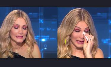 Νατάσα Θεοδωρίδου: Τα κλάματα και η συνέντευξη που θα μας καθηλώσει!