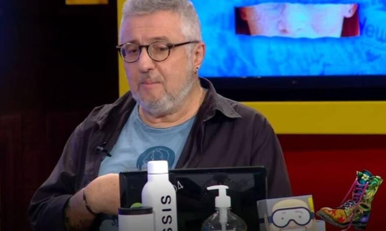 Ράδιο Αρβύλα: Ο Στάθης Παναγιωτόπουλος επέστρεψε στο στούντιο μετά την περιπέτεια με τον κορονοϊό