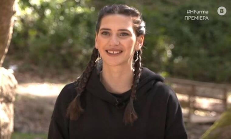 Η Φάρμα: Το Twitter «πήρε φωτιά» με τη Μαρία την «αγρότισσα» του GNTM