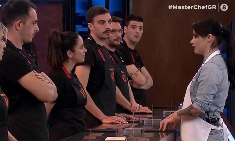 MasterChef: Έξαλλη η Μαρίνα με την Κόκκινη ομάδα: «Σταματήστε να κρύβεστε»