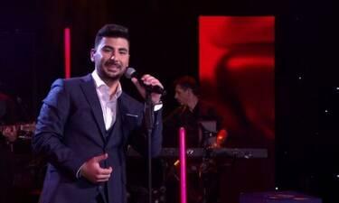 Σπίτι με το Mega: Συγκίνησε ο Κωνσταντίνος Παντελίδης τραγουδώντας επιτυχίες του αξέχαστου Παντελή