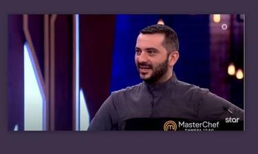 MasterChef: Άφωνος ο Λεωνίδας Κουτσόπουλος με το ντύσιμο παίκτριας!