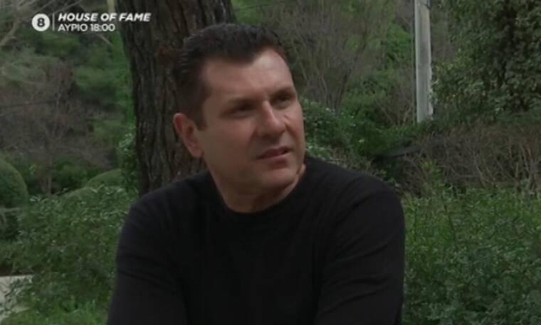 Γιάννης Μάρκου: Έτσι σχολίασε τη νέα σχέση της πρώην συντρόφου του, Τζούλιας Νόβα