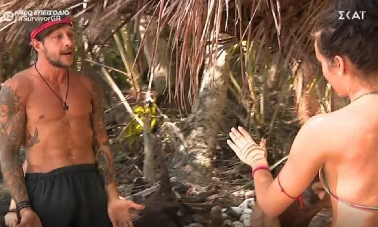 Survivor: Μαλλιά… κουβάρια η Κόκκινη ομάδα – Δείτε τι συνέβη!