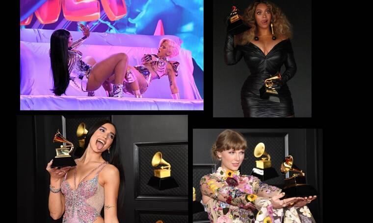 Βραβεία Grammy 2021: Οι πιο εντυπωσιακές εμφανίσεις και οι νικητές της βραδιάς