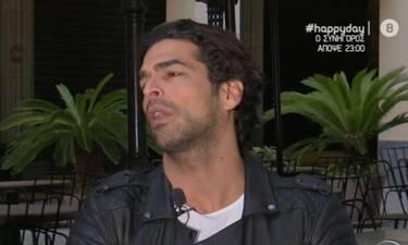 Νίκος Αναδιώτης: «Έχω περάσει δύσκολα σε τηλεοπτική εργασία» - Τα καρφιά στην Σπυροπούλου