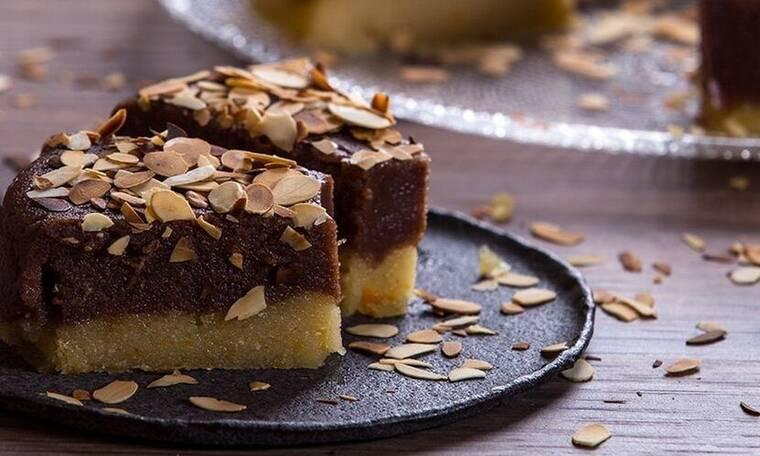 Χαλβάς με μανταρίνι και σοκολάτα από τον Άκη Πετρετζίκη!