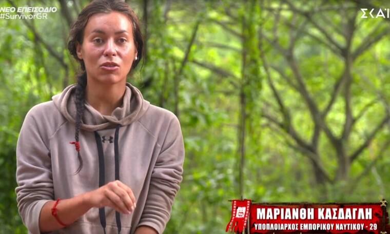 Survivor: Τα… γύρισε η Μαριάνθη: «Βρήκα τροφή στη ζούγκλα» - Έξαλλος ο Κόρομι