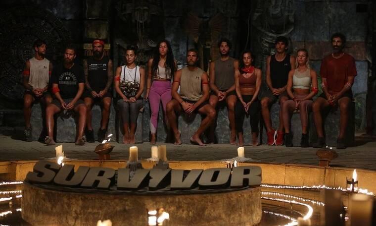 Survivor: Αυτοί είναι οι υποψήφιοι προς αποχώρηση μαζί με τον Τριαντάφυλλο