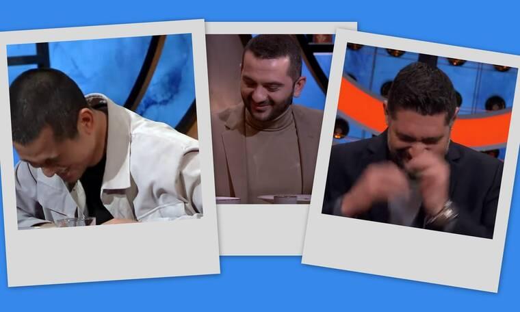 MasterChef 5: Οι κριτές... έκλαψαν από τα γέλια με τη σούπα... raver!