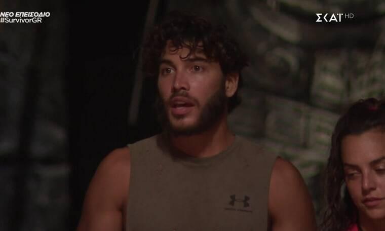 Survivor: Ξεκάθαρος ο Ασημακόπουλος για Τριαντάφυλλο - «Για μένα έχει τελειώσει σαν άνθρωπος»