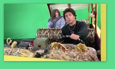 Γιώργος Μαζωνάκης: Σε ρόλο «ταξιτζή» για τη συμμετοχή του στους «Δέκα Μικρούς Μήτσους»!
