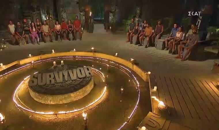 Survivor: Η κομμένη σκηνή από το τελευταίο επεισόδιο - Η κριτική Μπόγδανου - Κοψιδά για τον Παππά!