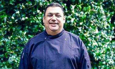 Χριστόφορος Πέσκιας: Άλλος άνθρωπος ο σεφ! Μέσα στην καραντίνα έχασε 35 κιλά