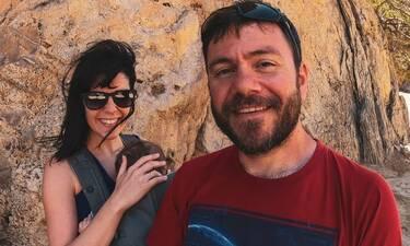 Ηλέκτρα Αστέρη: Η πρώτη φωτό της συζύγου του Ευτύχη Μπλέτσα με φουσκωμένη κοιλίτσα