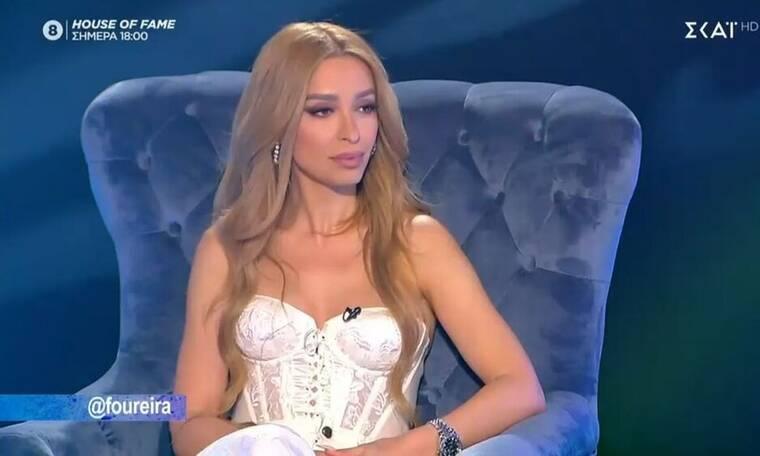 Φουρέιρα: Η συμβουλή του Μουτσινά για το νέο της ρόλο ως παρουσιάστρια