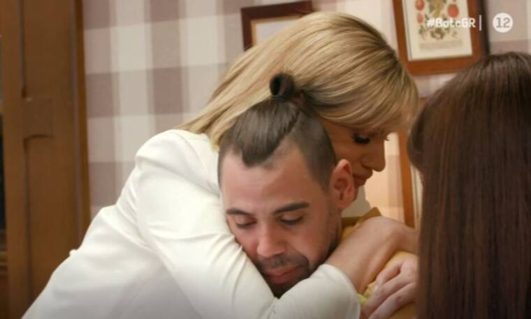 Battle of the Couples: «Λύγισαν» on camera - Η συγκίνηση της Σάσας Σταμάτη και η αγκαλιά