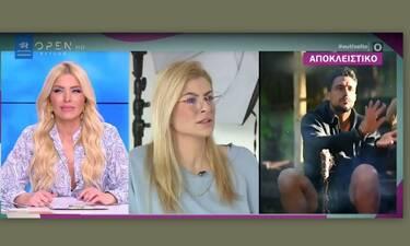 Survivor: Ευρυδίκη Παπαδοπούλου: Η άγνωστη σχέση της με τον Σάκη
