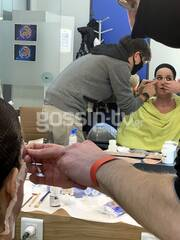 YFSF All Star: Και πάλι αγνώριστη η Στικούδη ως Δήμητρα Γαλάνη