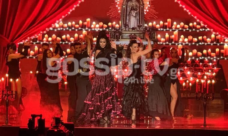 YFSF All Star: Ξεσήκωσε τους πάντες η Μπέτυ Μαγγίρα ως Cher