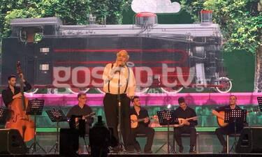 YFSF All Star: Ο Κρατερός Κατσούλης, ο Σαββόπουλος και η απίστευτη ομοιότητα με τον πατέρα του