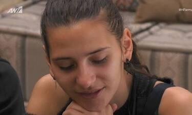 Η Φάρμα: Ενοχλημένοι όλοι με την Μαρία Μιχαλοπούλου και την άσχημη συμπεριφορά της