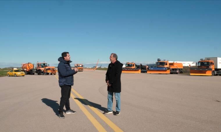 Traction: Γιατί ο Κώστας Στεφανής θα βρεθεί στον Διεθνή Αερολιμένα Αθηνών;