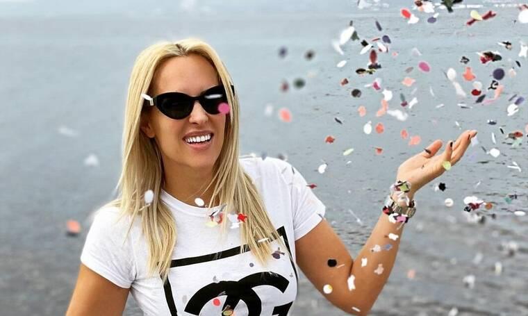 Έλενα Ασημακοπούλου: Ο υπέροχος στολισμός του σπιτιού για τα γενέθλια του συζύγου της