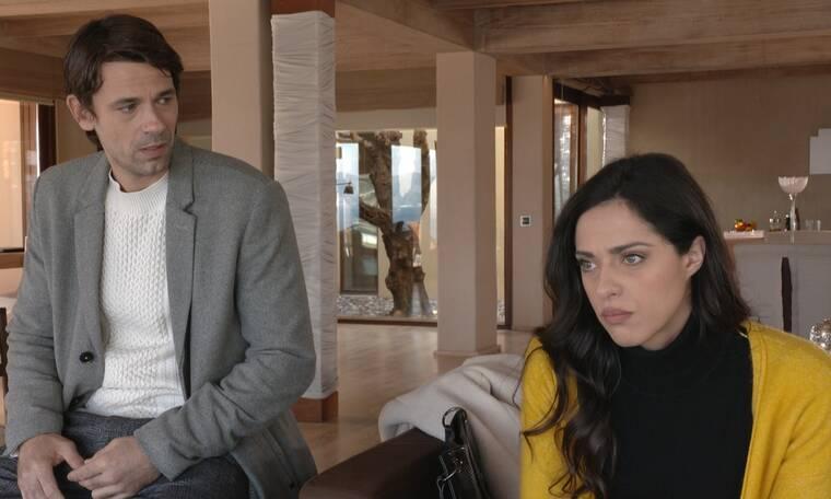 Έλα στη θέση μου: Η Ισμήνη ζητάει απ' τη Ρενάτα να μην υποκύψει στις πιέσεις του Μάρκου