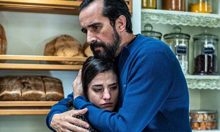 Έξαψη: Αλέξανδρος και Κλαίρη προσπαθούν να ανακάμψουν μετά τις τελευταίες αναποδιές