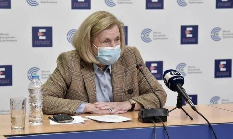 Κορονοϊός - Θεοδωρίδου: Κανονικά η χορήγηση του εμβολίου της AstraZeneca