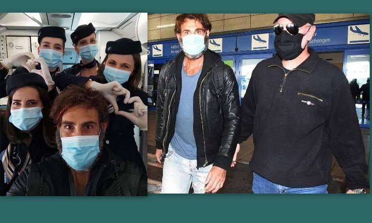 Survivor: Η έκπληξη από τις αεροσυνοδούς στον Γιώργο Κοψιδά