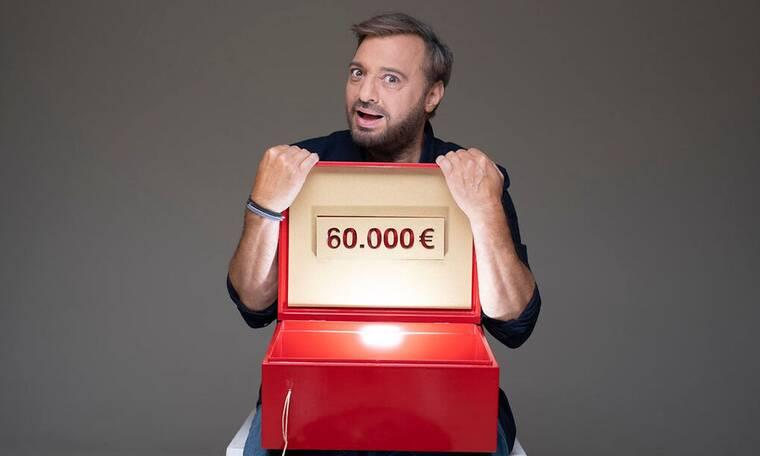 Deal: Συνεχείς πρωτιές για τον Χρήστο Φερεντίνο και πολλές χιλιάδες ευρώ για την Πωλίνα