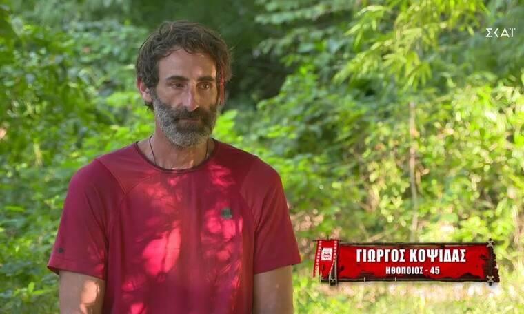 Survivor: Κοψιδάς: «Με είδα στον καθρέφτη αποστεωμένο, σοκαρίστηκα» - Πόσα κιλά έχασε;