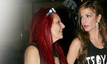Πατρίτσια Φιλντ: Αποκάλυψε τον τρόπο γνωριμίας της με την Άννα Βίσση!