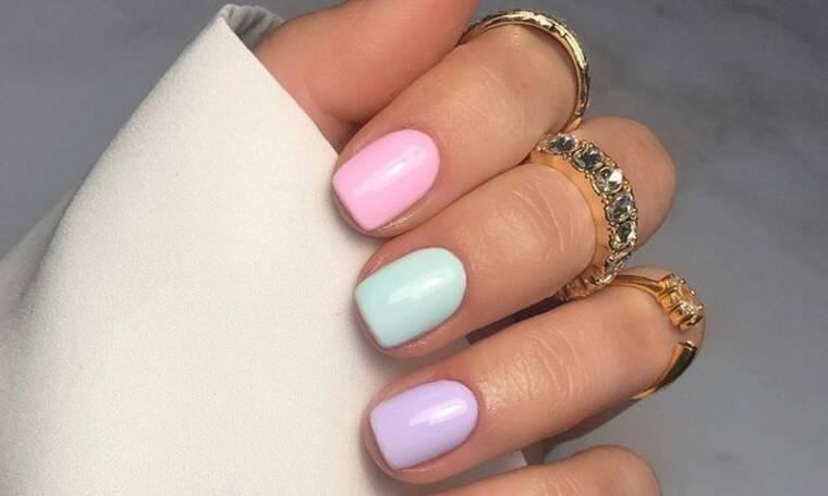 #PastelNails: 10 nail art που θα θες να αντιγράψεις... χθες