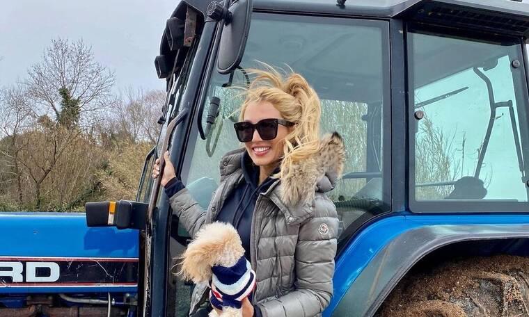 Κωνσταντίνα Σπυροπούλου: Κι όμως, έχει προϋπηρεσία στο «Αγρότης Μόνος Ψάχνει»