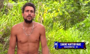 Survivor: Εκνευρισμένος ο Σάκης - «Ό,τι πιο άτιμο έχει συμβεί στο φετινό Survivor»
