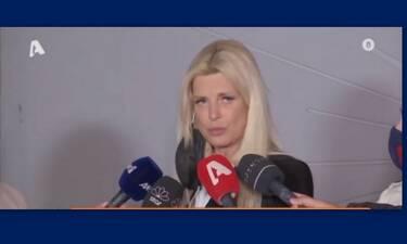 Μαρίνα Πατούλη: «Με θλίψη μου είδα ότι ο κύριος Πατούλης απάντησε με ένα εξώδικο…»