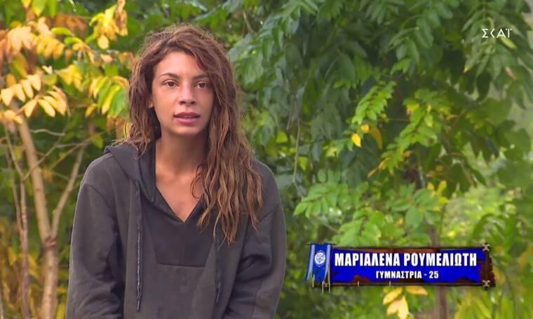 Survivor: Απίστευτο! Η Μαριαλένα έκανε μόνιμο μακιγιάζ πριν μπει στο ριάλιτι – Βίντεο - ντοκουμέντο