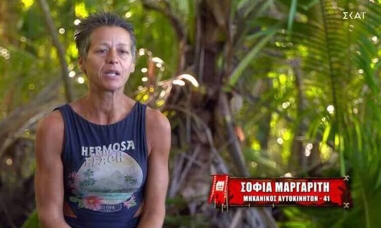 Survivor: Σοφία Μαργαρίτη: H μεγάλη αλλαγή στα μαλλιά της – Αγνώριστη μετά την αποχώρησή της