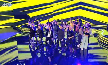 YFSF All Star: Τους ξεσήκωσαν όλους οι One, τρελό πάρτι στο πλατό