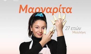 "MasterChef 5: Ποια είναι η Μαργαρίτα Νικολαϊδη που ""φλερτάρει"" με τη θέση του νικητή;"