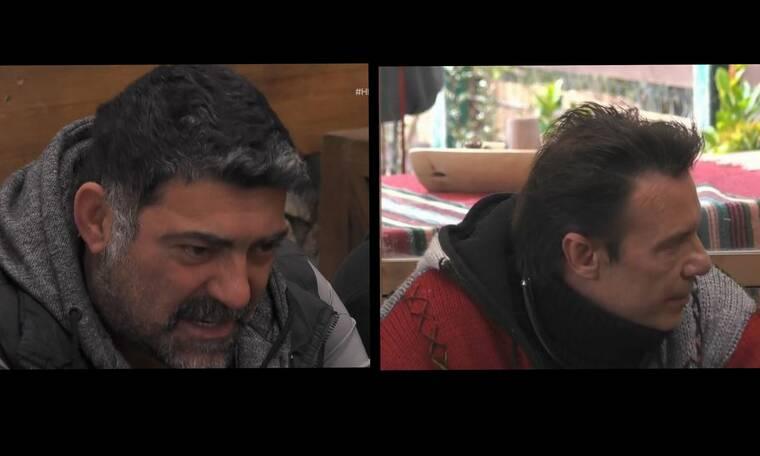 Η Φάρμα: Έξαλλος ο Ιατρόπουλος με τον Τζώρτζογλου: «Αηδίες, ξεράσματα, αστειότητες»