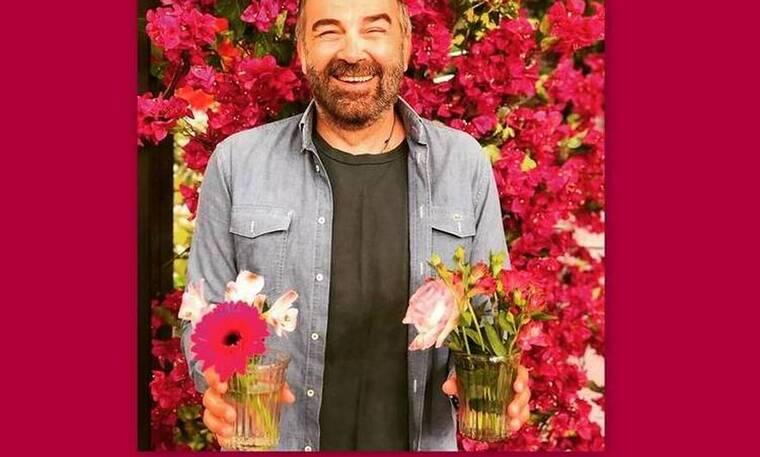 Γρηγόρης Γκουντάρας: Μας δείχνει το τεράστιο μποστάνι του στο Λαγονήσι!