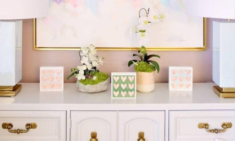 Πώς μπορείς ν' ανανεώσεις εύκολα και ανέξοδα το σπίτι σου με pastel αποχρώσεις