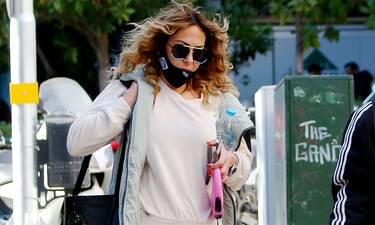 Μελίνα Ασλανίδου: Η εμφάνιση με total white look και η αλλαγή στο look της