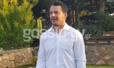 Αποκλειστικό: Ο Γιώργος Αγγελόπουλος, ο Φύλακας Άγγελος και το... Ηχογράφημα Αγάπης!